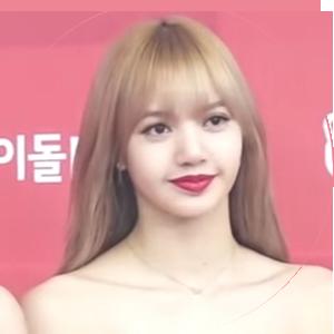 Lisa Black Pink